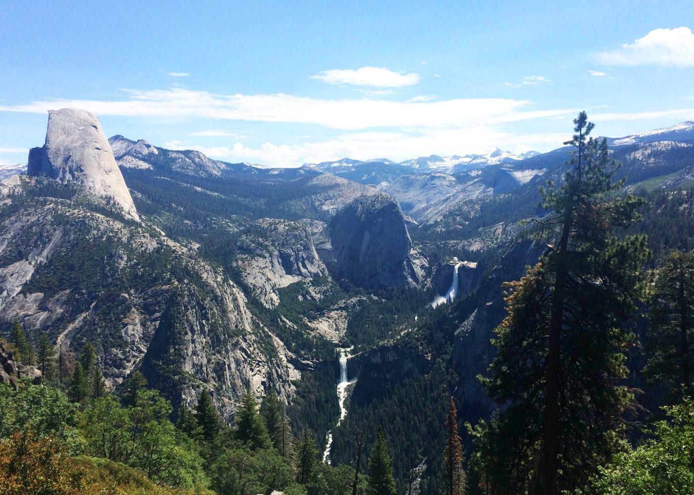 Pacific Rim Equipment >> Southern Yosemite Backpack Sampler California | Sierra Club
