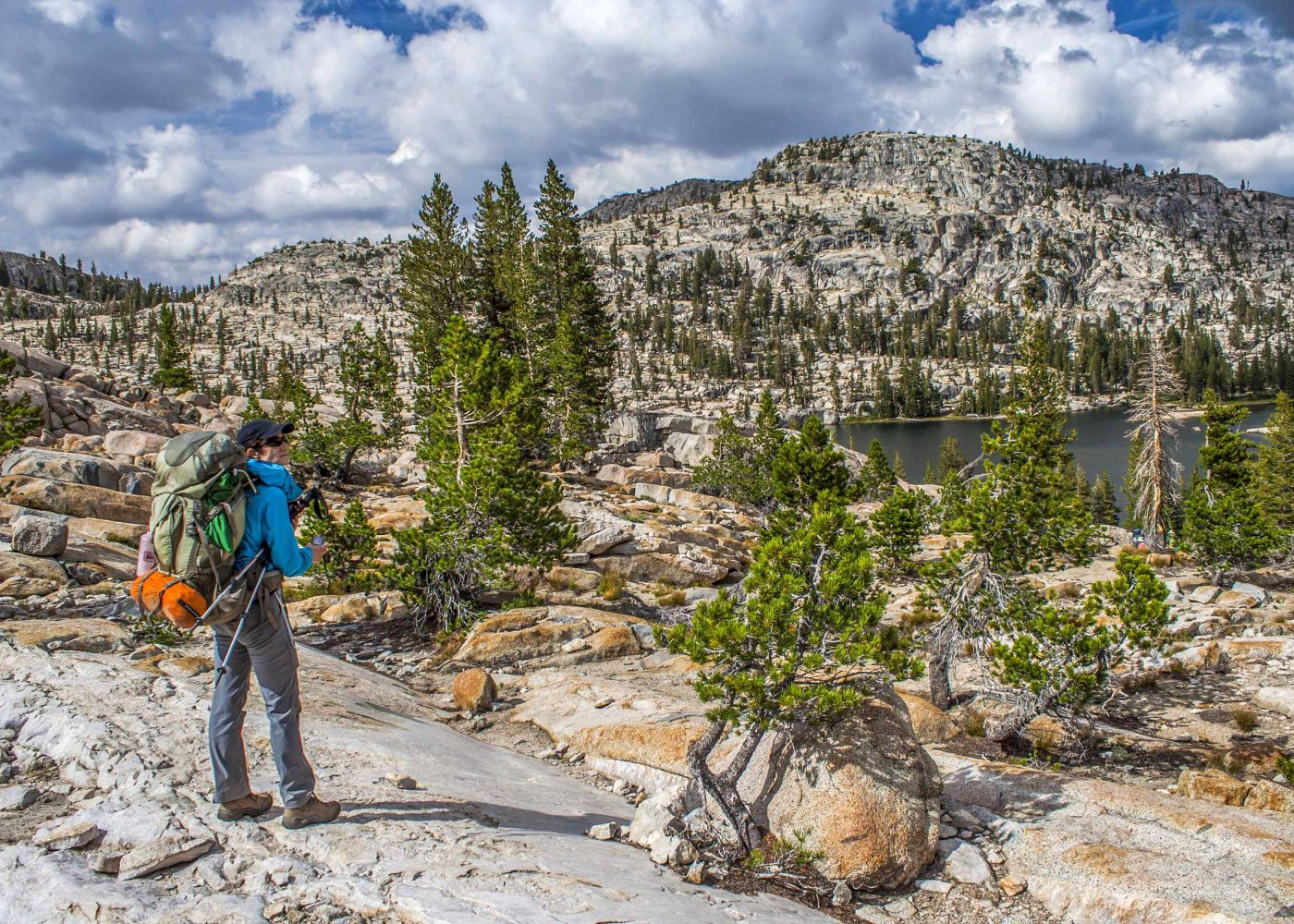 Backpacking the Sierra Alps: Yosemite National Park and