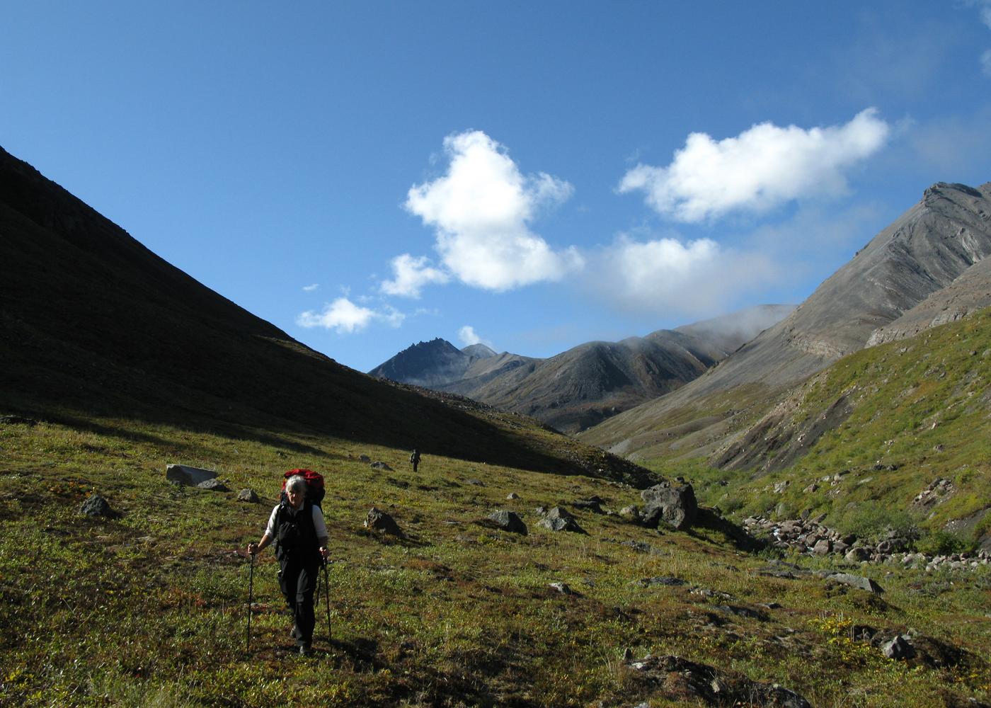 Backpack Gates of the Arctic, Alaska – Sierra Club
