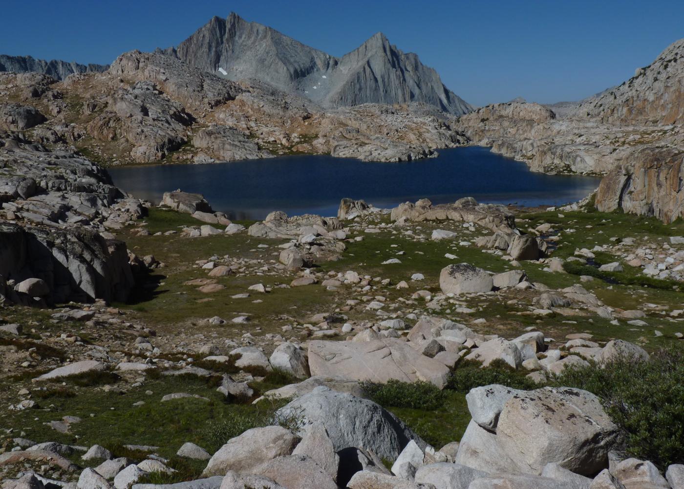 Bear Lakes Basin Backpack: John Muir Wilderness–Sierra Club