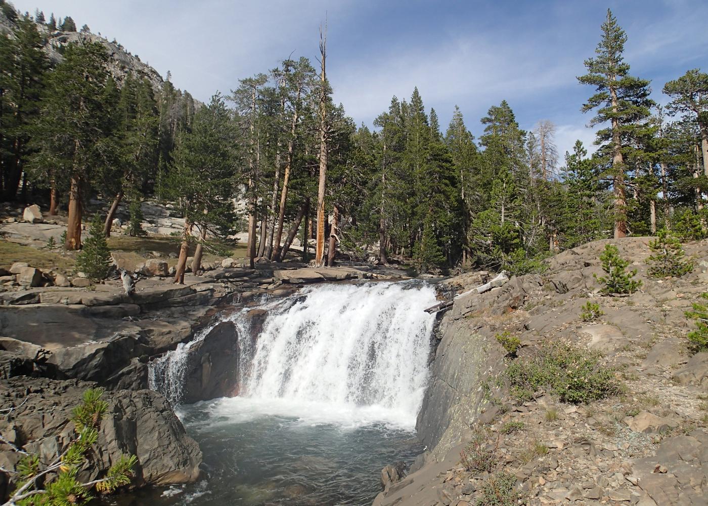 Backpack Kings Canyon California Sierra Club