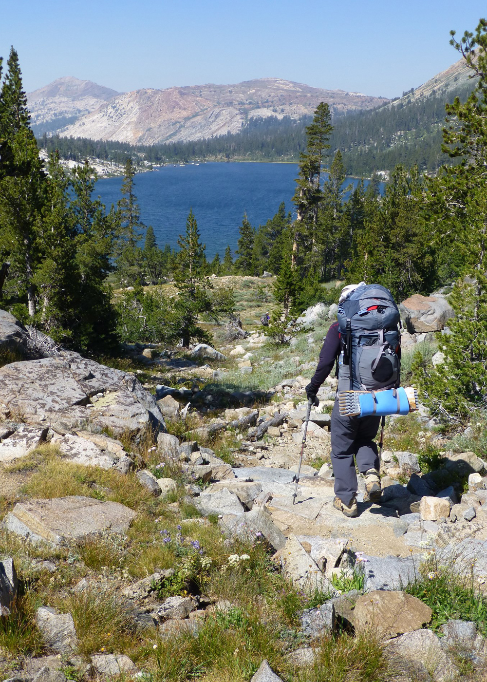 Backpack Yosemite Amp The Pacific Crest Trail Sierra Club