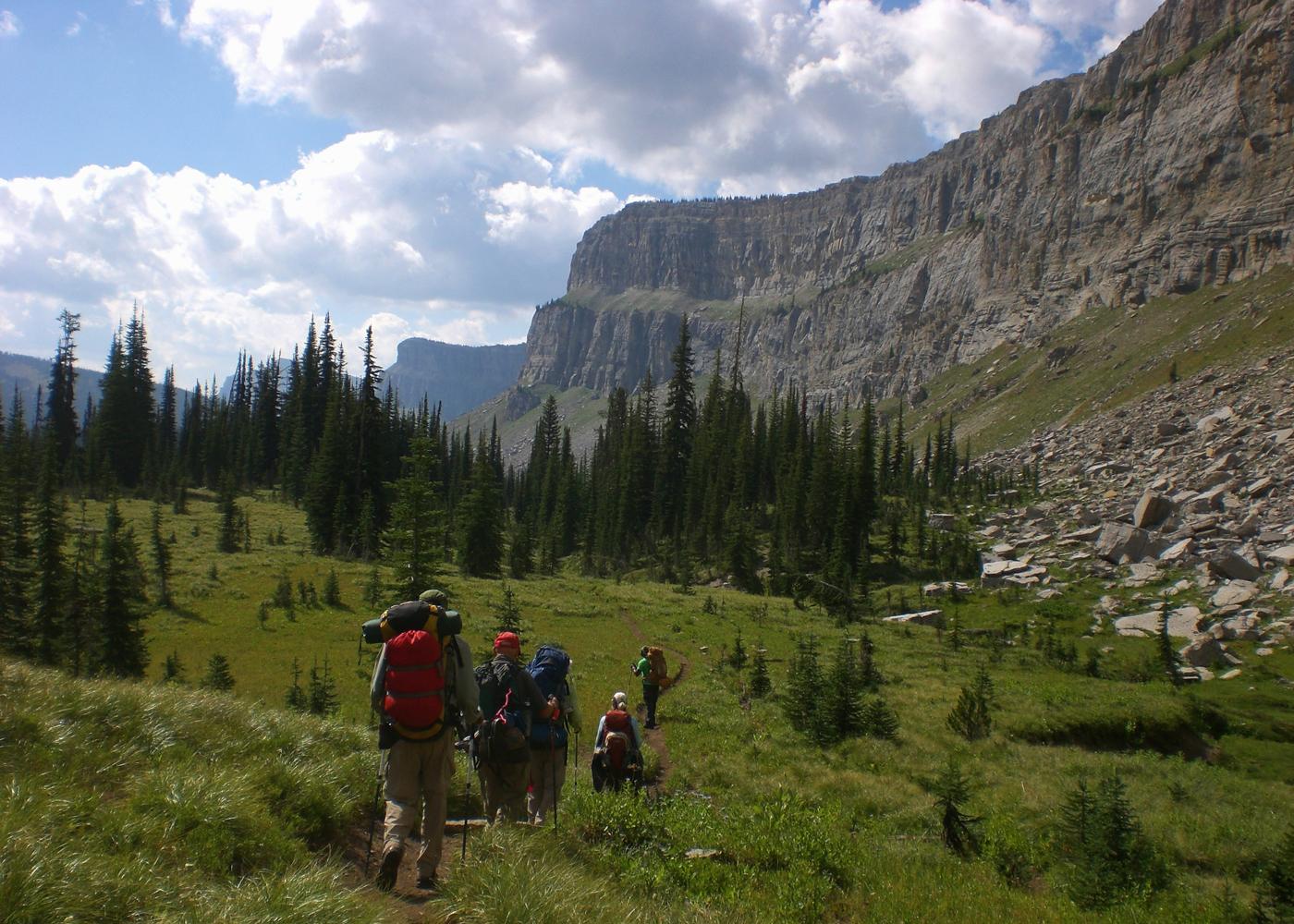 backpack the bob marshall wilderness  montana  u2013 sierra club