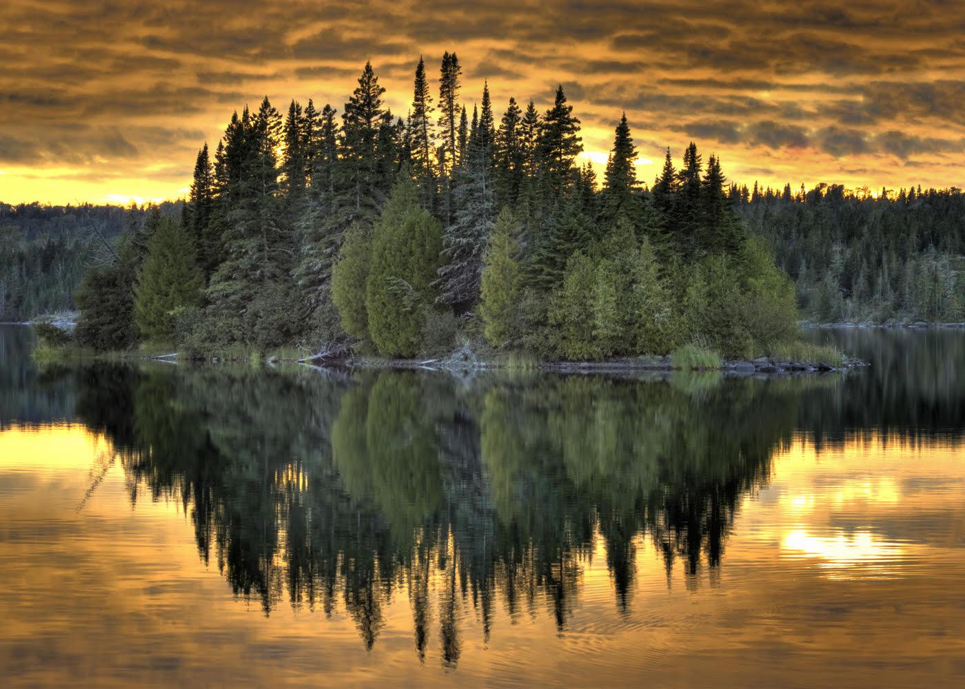 Sea Kayak Isle Royale National Park Michigan Sierra Club