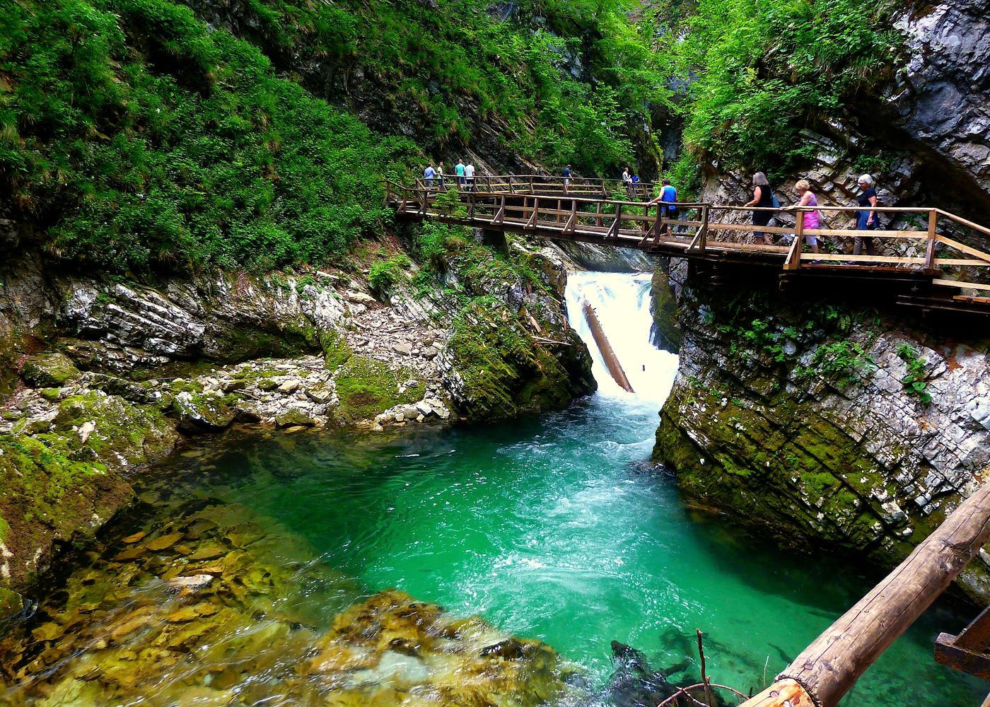 Slovenia Hiking Tour Lake Bled Julian Alps Sierra Club
