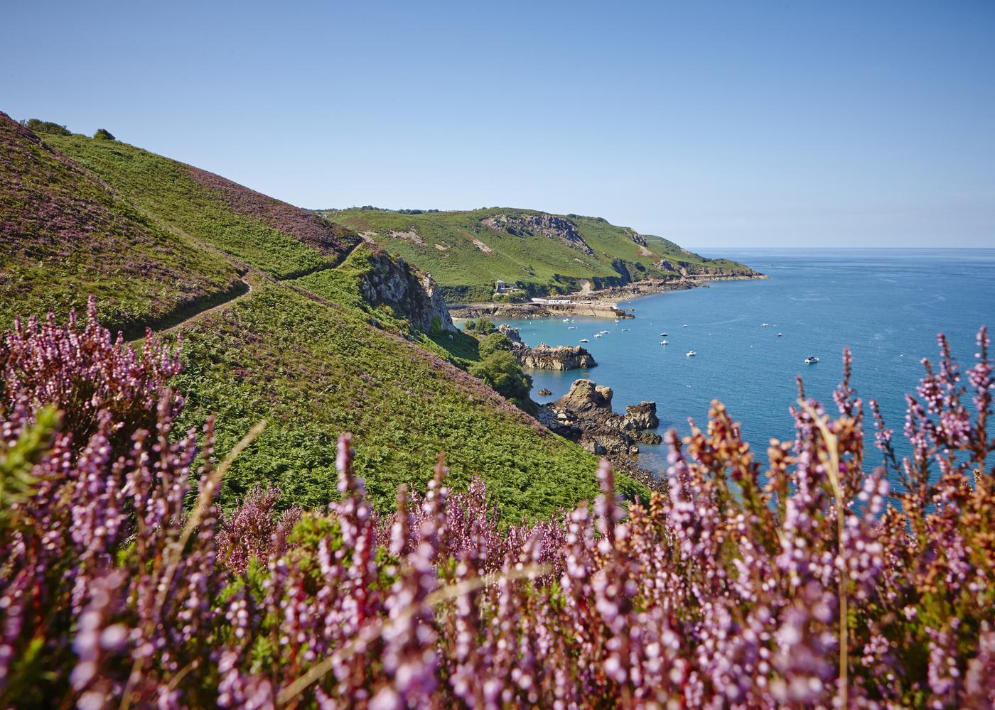 hike jersey s coastal path british isles sierra club