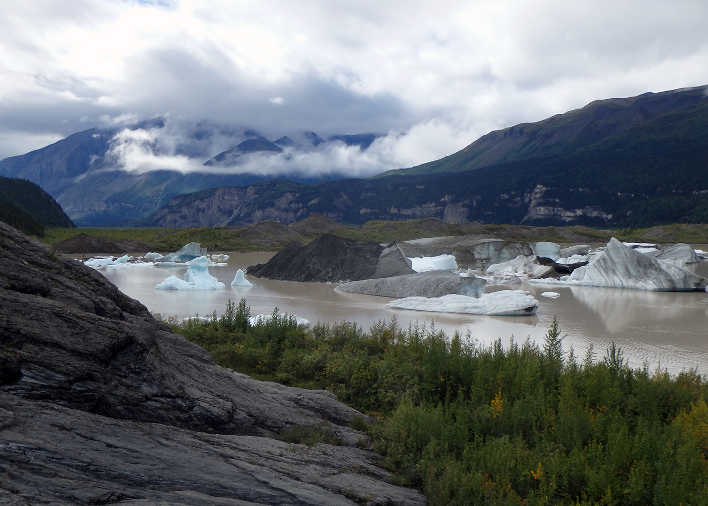 Packrafting And Hiking Wrangell St Elias National Park