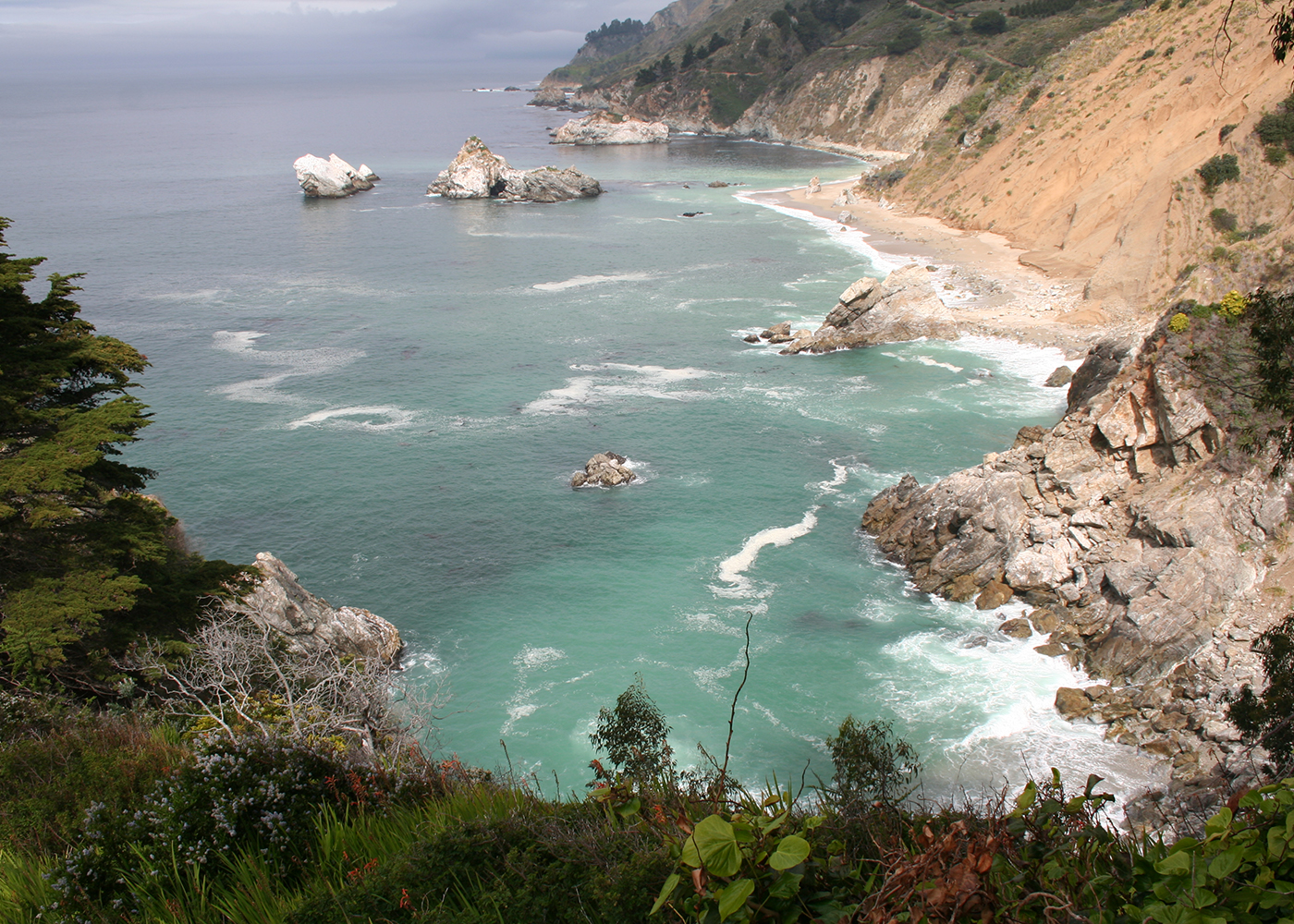 Volunteer Vacation In Big Sur California Sierra Club