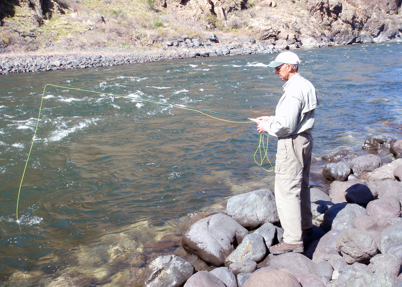 Volunteer Vacation Hells Canyon Idaho Sierra Club Outings