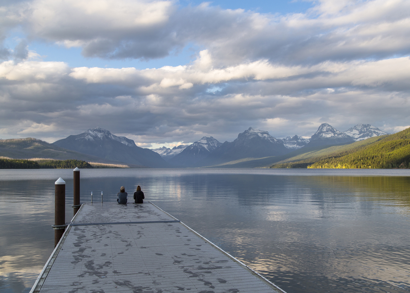 Glacier National Park Adventure For Women Montana