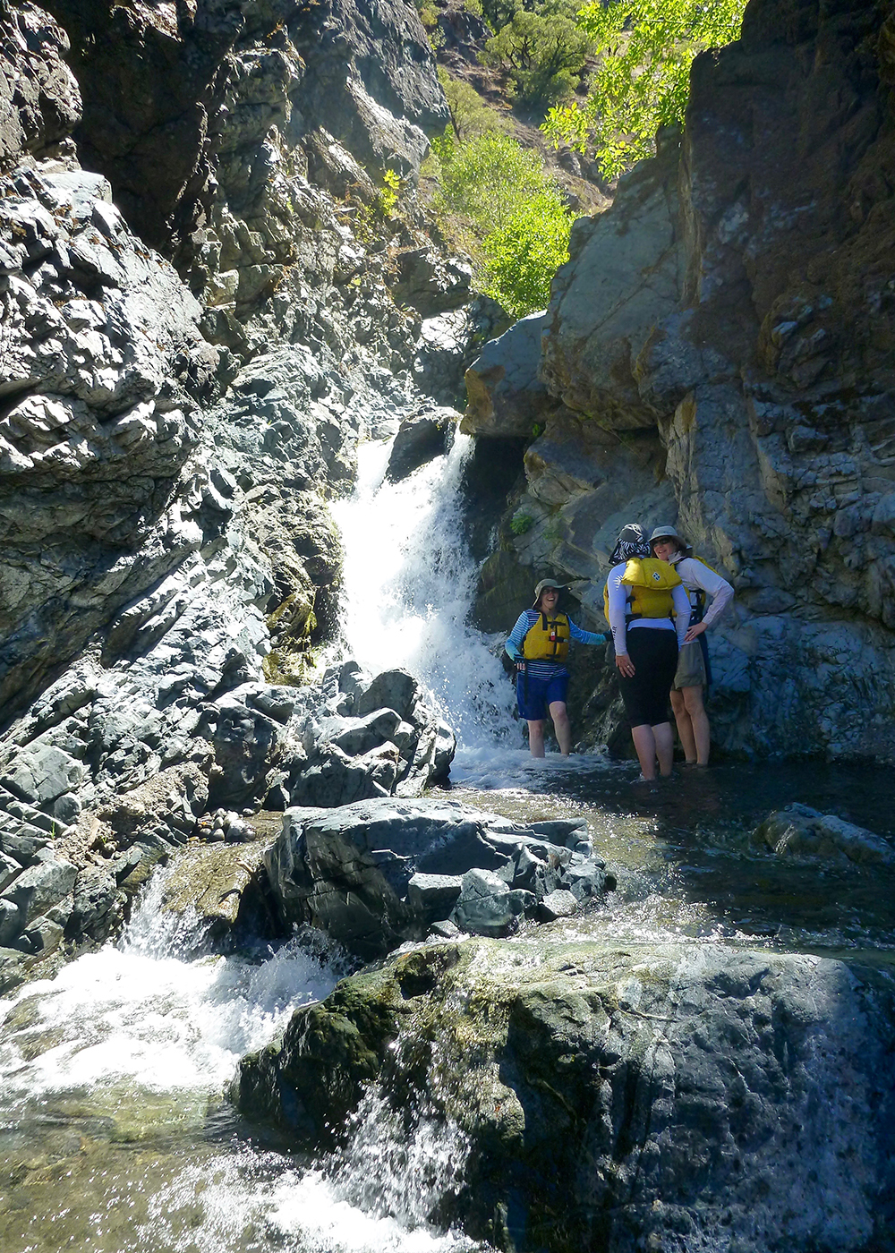 Womens Rafting On The Rogue River Oregon Sierra Club