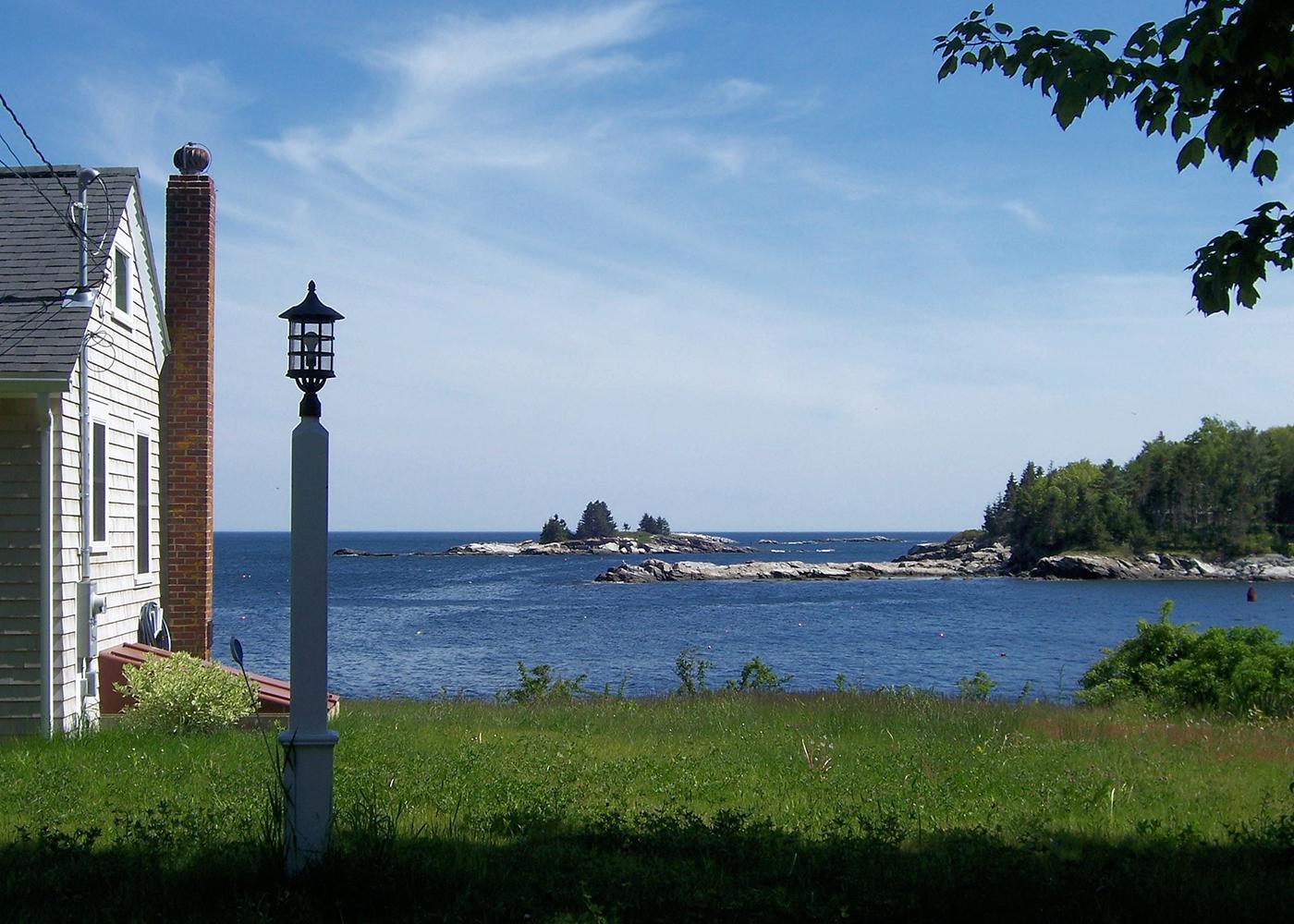 Volunteer Vacation Monhegan Island Maine Sierra Club Outings