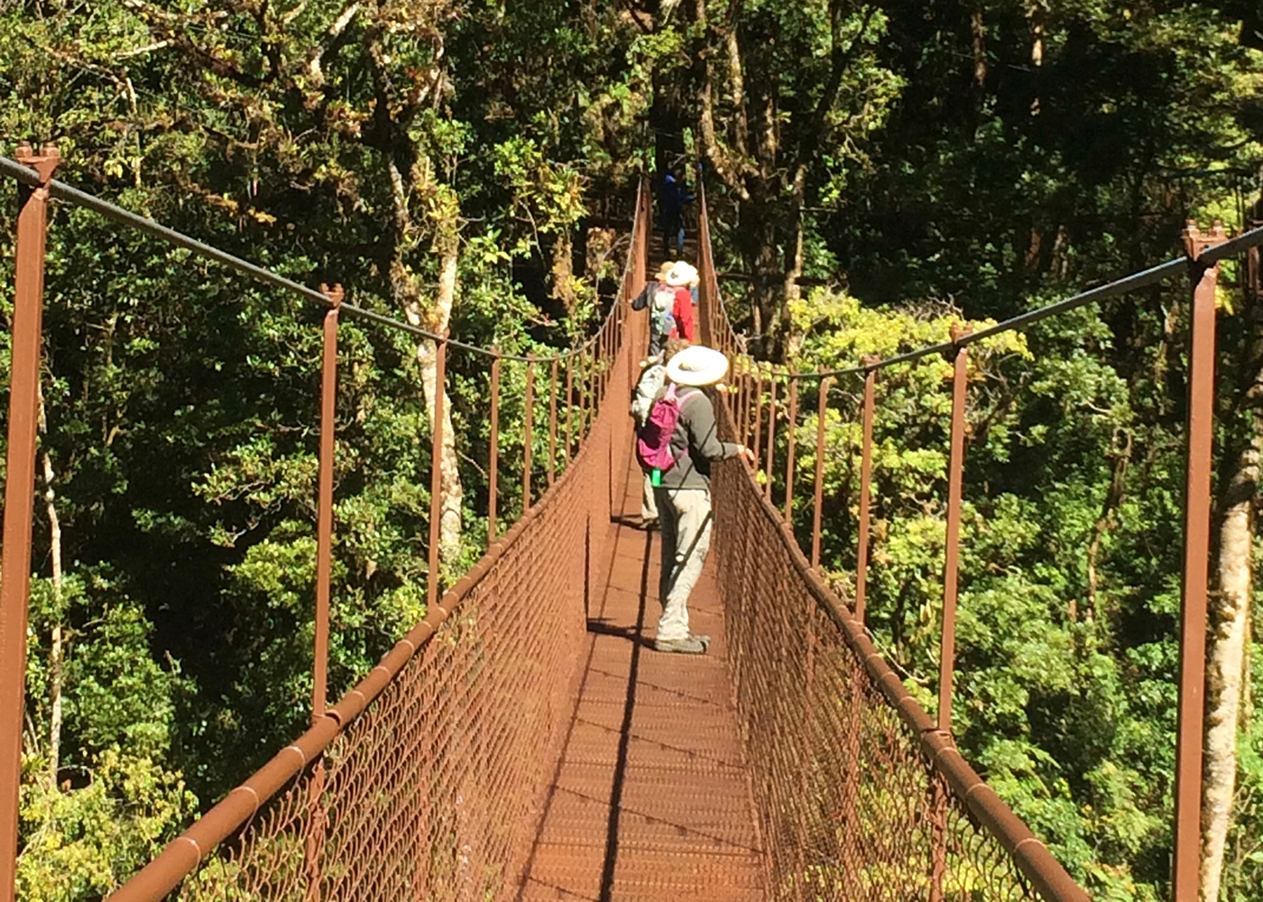 Costa Rica Amp Panama Hiking Tour Sierra Club