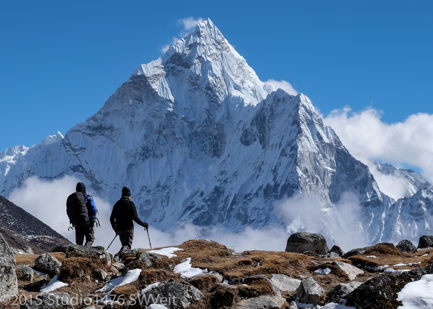 mt everest lodge trek nepal khumbu valley trail sierra club