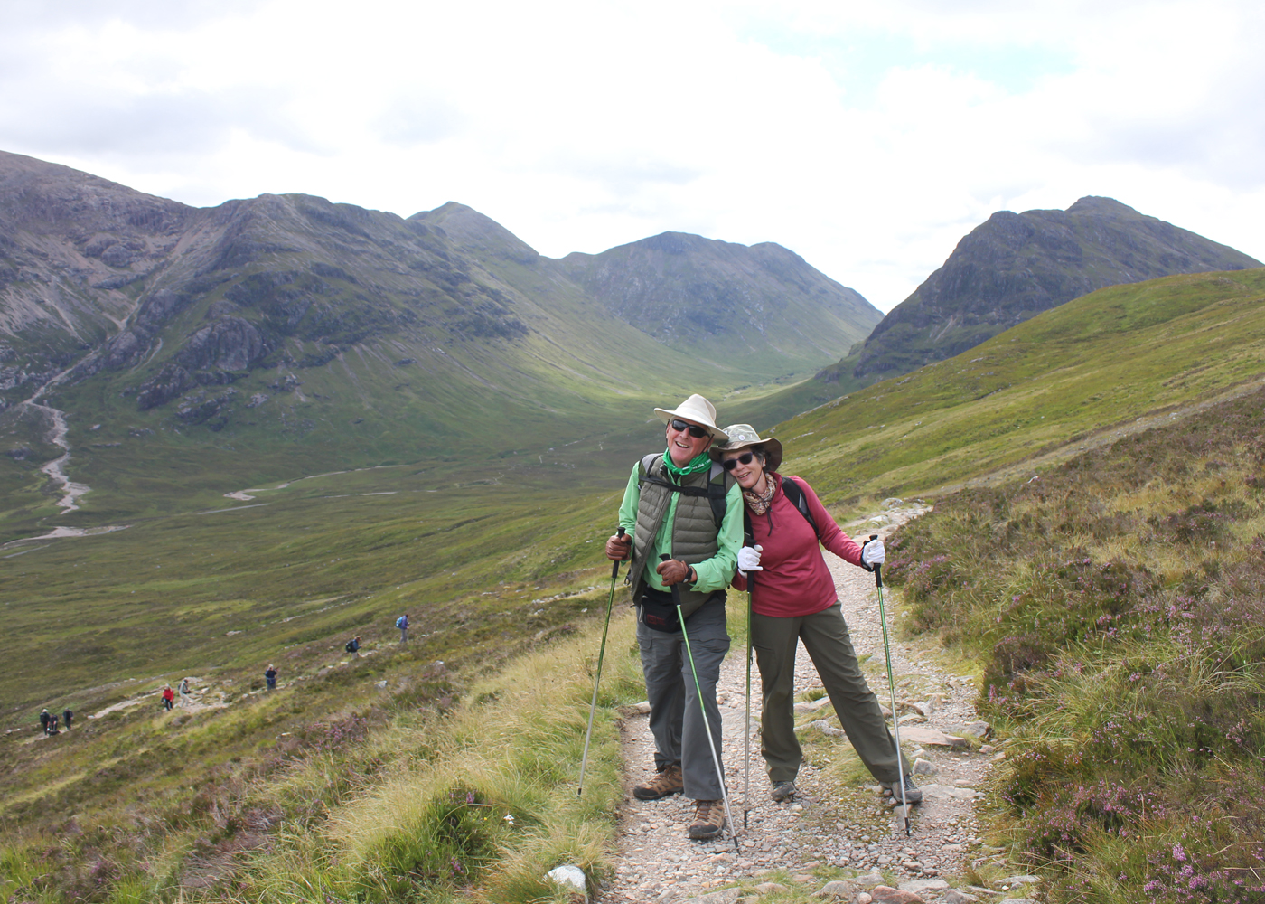 Adventures In The Scottish Highlands Sierra Club Outings