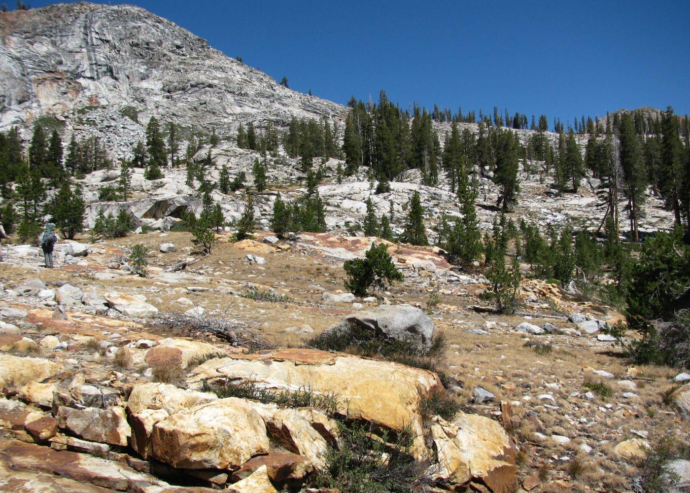 Beginner Backpacking in the High Sierra   Sierra Club Outings
