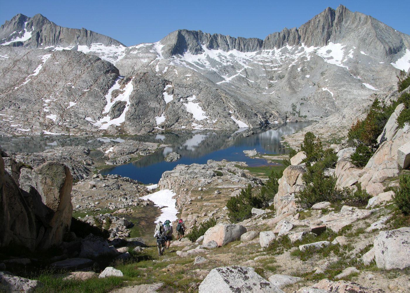 Backpack the John Muir Wilderness | Sierra Club Outings