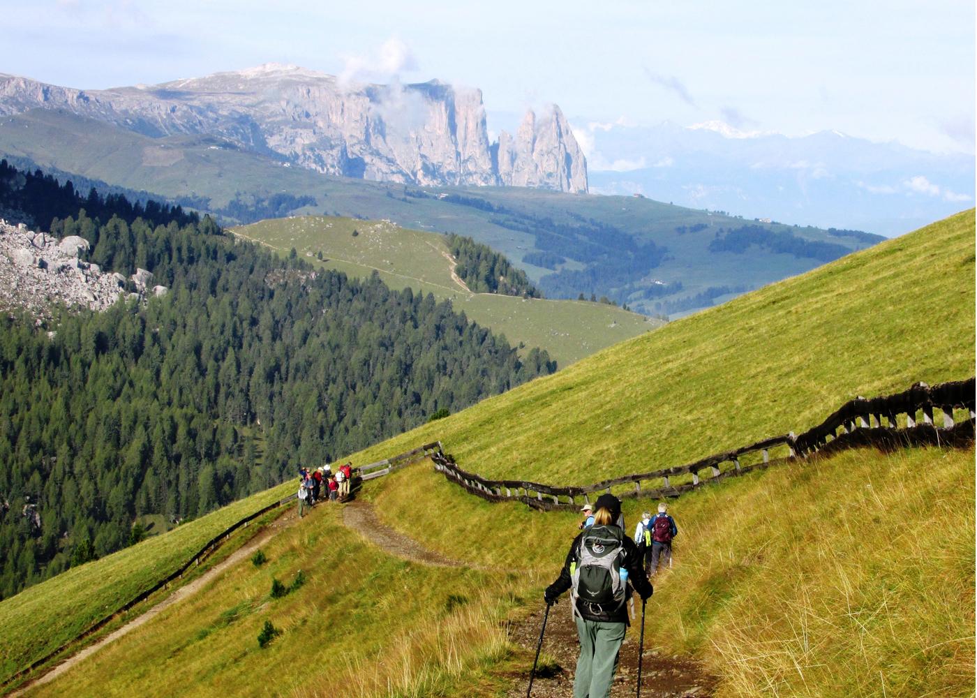 Dolomites Hiking Adventure Italy Sierra Club