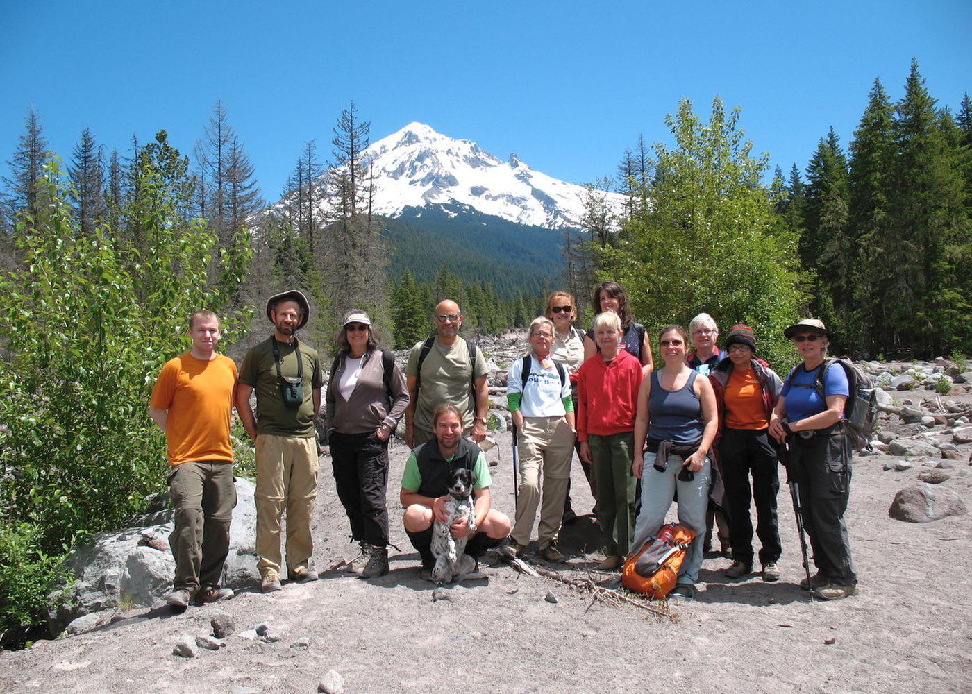 20s 30s Backpack Timberline Trail Mt  Hood | Sierra Club Outings