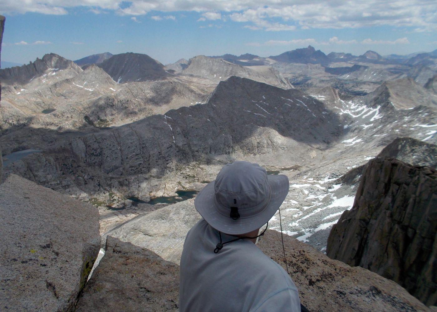 Teen Backpack Trip John Muir Wilderness | Sierra Club Outings