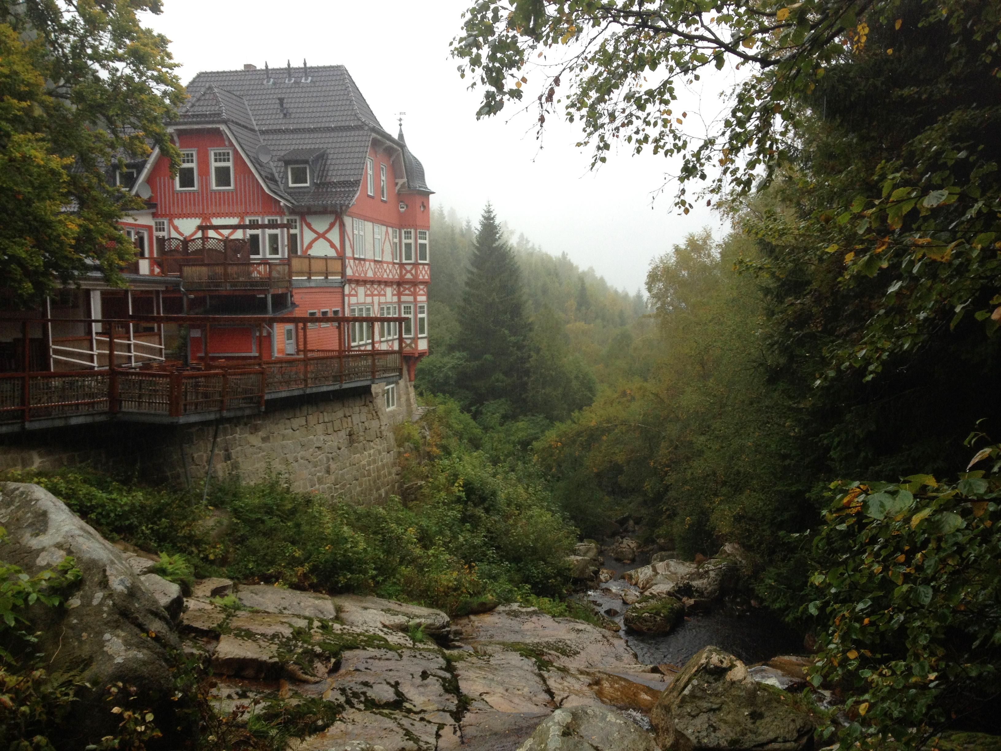 Walking The Witches Trail From Inn To Inn Harz Mountains