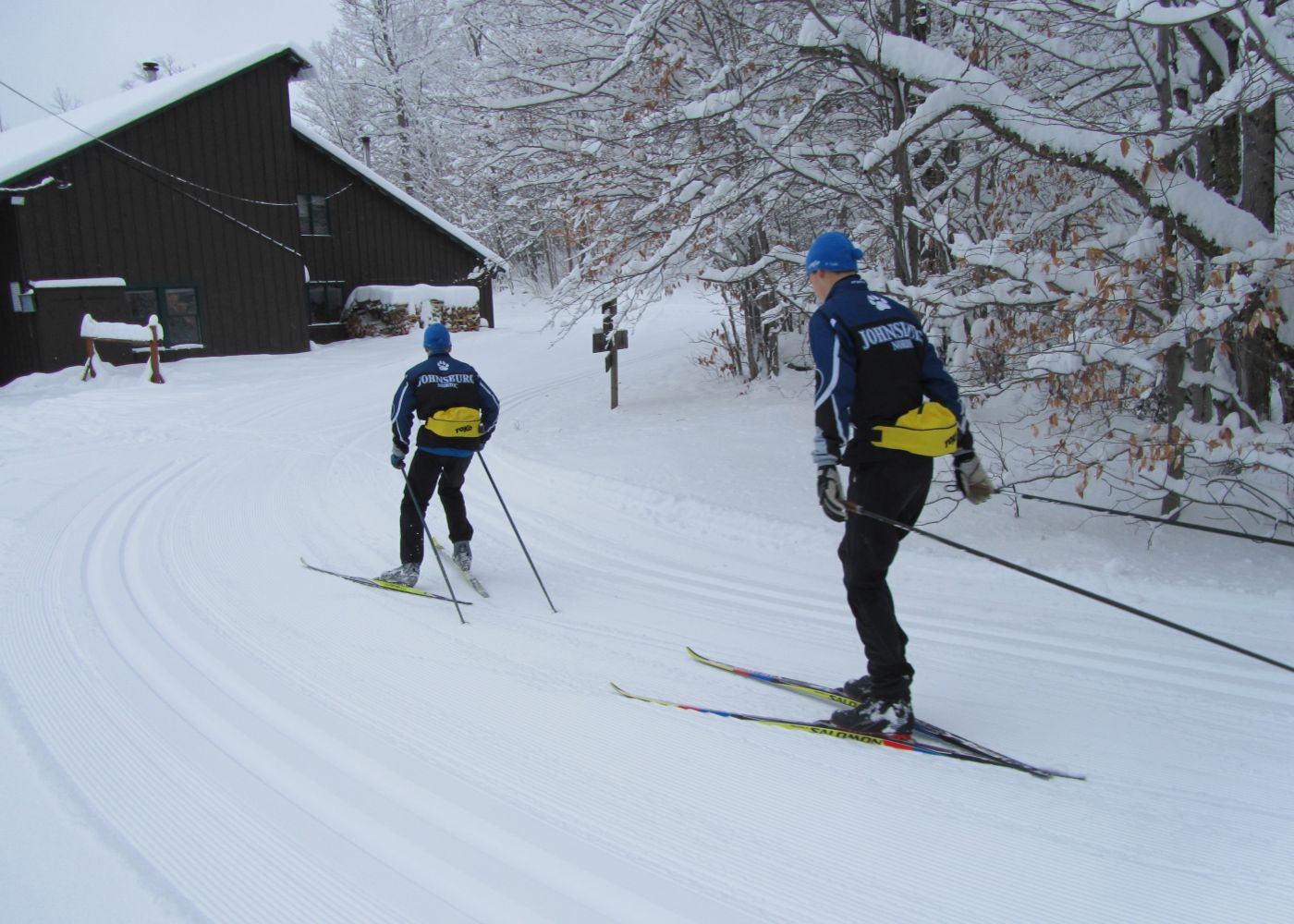 Cross Country Skiing In The Adirondacks Sierra Club Outings